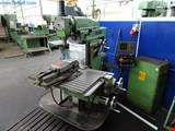 Deckel FP 3 universal drilling and milling machine