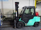 Mitsubishi FS 35 N gas-powered forklift truck