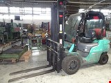 Mitsubishi FG 30 N gas-powered forklift truck