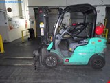 Mitsubishi FG 25 N gas-powered forklift truck
