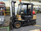 Hyster H2-50XL gas-powered forklift truck
