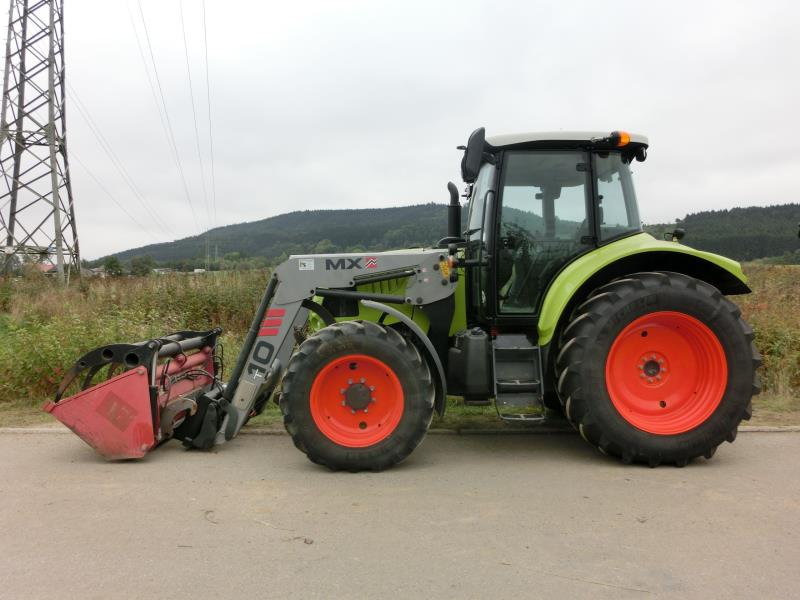 claas arion 510 cis traktor gebraucht kaufen online auction. Black Bedroom Furniture Sets. Home Design Ideas
