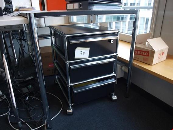 Usm Haller Rollcontainer Gebraucht Kaufen Auction Premium