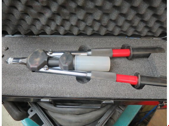 Used Würth HNG 28 lever riveting tool for Sale (Online Auction)