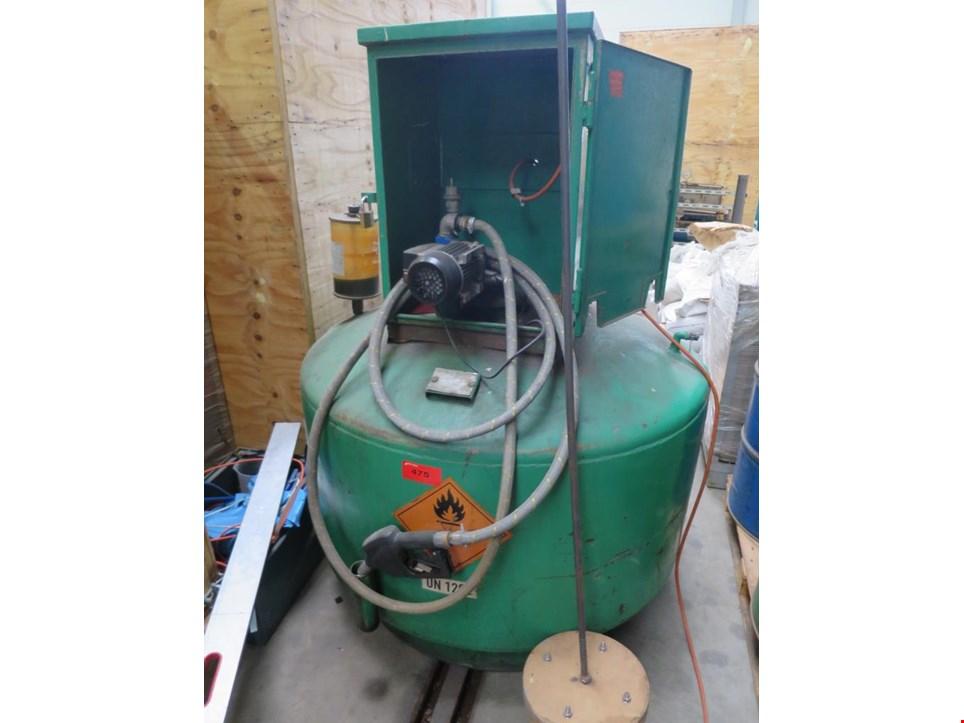 Riedberg mobile tankstelle gebraucht kaufen online auction for Gebraucht mobile
