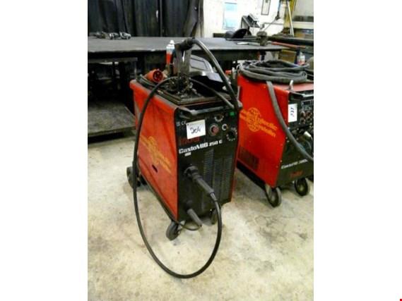 Used Castolin Castomig 250c Mig Welder For Sale Auction Premium Netbid Industrial Auctions
