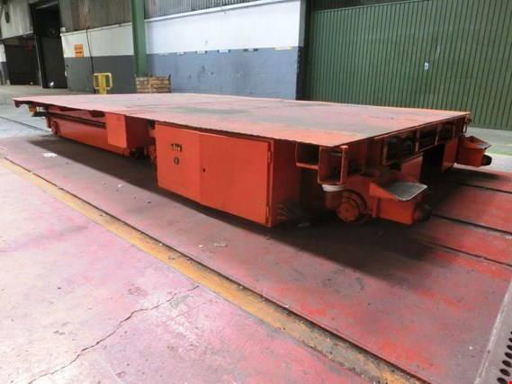 Used Jaso heavy-load rail transportation car for Sale (Auction Premium)