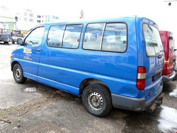 Used Toyota Hiace (H1) Car for Sale (Auction Premium)