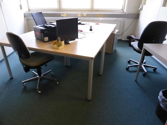 Used Office Furniture For Auction