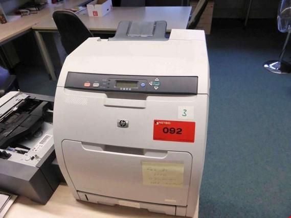 Used HP Colour Laserjet CP350 laser printer for Sale