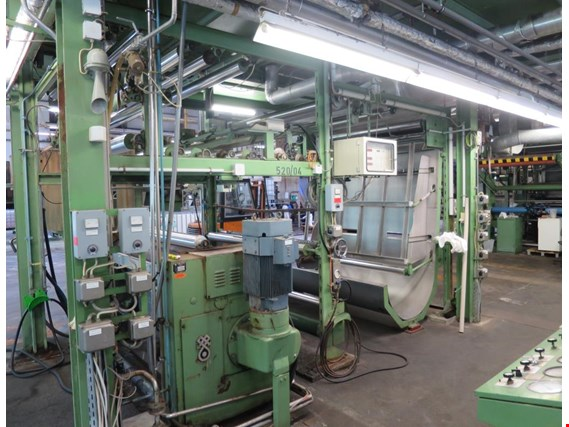 Used Thermosol Pad Steam Dyeing Machine For Sale Trading