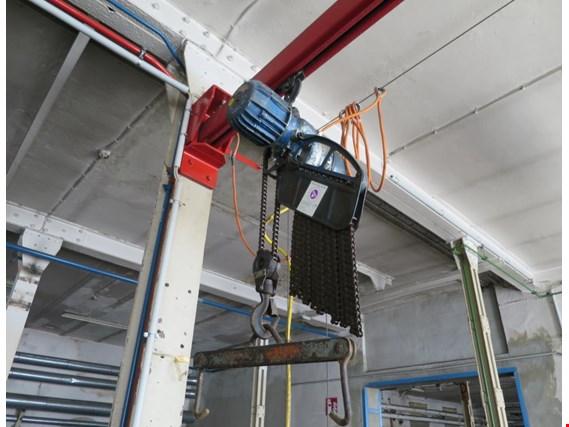 Used Demag electr  chain hoist for Sale (Auction Premium)