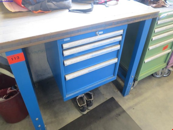 Used 3 Workbenches for Sale (Auction Premium) | NetBid Slovenija