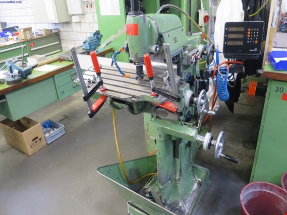 Deckel FP 1 Universal drilling/milling machine (Auction Premium) | NetBid ?eská republika