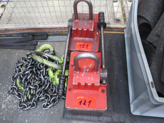 Used 2 Load magnets for Sale (Auction Premium) | NetBid Industrial Auctions