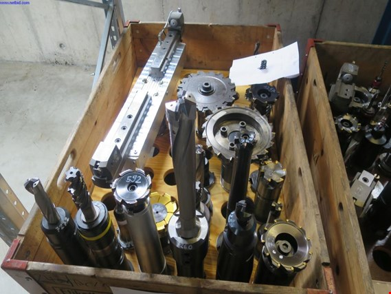 Used 24 Cutting tools for Sale (Auction Premium) | NetBid Industrial Auctions