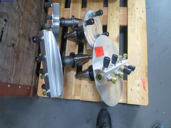 Used 4 Cleaning nozzle units for Sale (Auction Premium) | NetBid Industrial Auctions