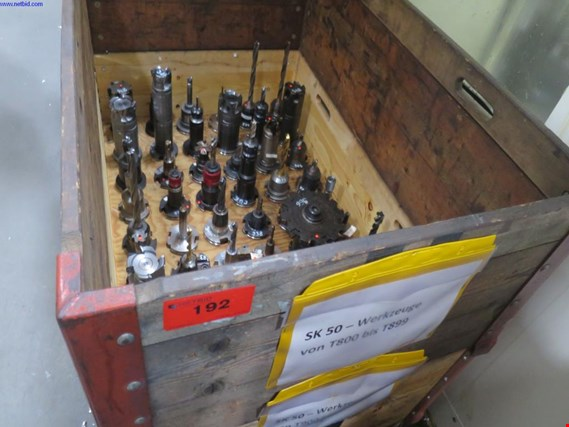 Used 1 Posten CNC cutting tools for Sale (Auction Premium) | NetBid Industrial Auctions
