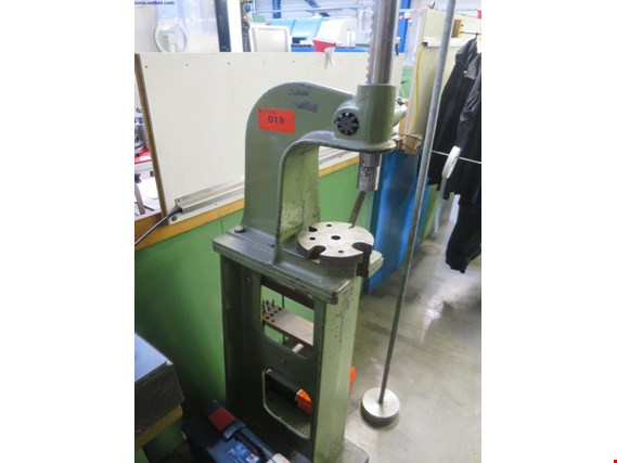 Used Rotary arbor press for Sale (Auction Premium) | NetBid Slovenija