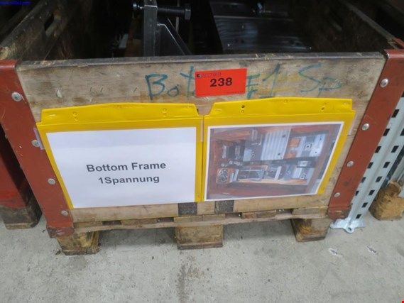 Used 1 Posten Clamping device Bottenframe first clamping for Sale (Auction Premium) | NetBid Industrial Auctions
