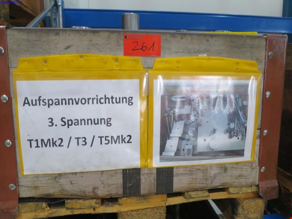Used Clamping device 3rd tension T1MK2/T3/T5MK2 for Sale (Auction Premium) | NetBid Industrial Auctions