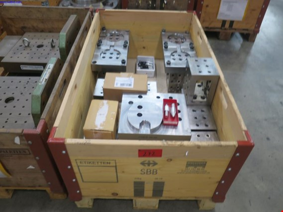 Used 1 Posten Clamping device for Sale (Auction Premium) | NetBid Industrial Auctions