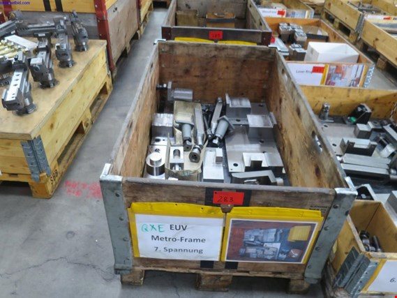 Used 1 Posten Clamping device EUV Metro-Frame 7. voltage for Sale (Auction Premium) | NetBid Slovenija