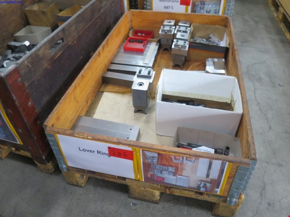 Used 1 Posten Clamping device Lover Ring for Sale (Auction Premium) | NetBid Industrial Auctions