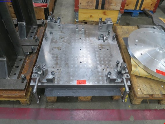 Used Clamping plate for Sale (Auction Premium) | NetBid Industrial Auctions