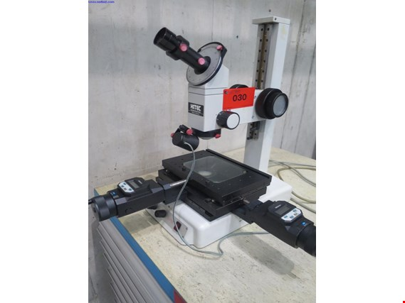 Used Hitec Microscope for Sale (Auction Premium) | NetBid Slovenija