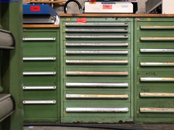 Used 4 Telescopic drawer cabinets for Sale (Auction Premium) | NetBid Industrial Auctions
