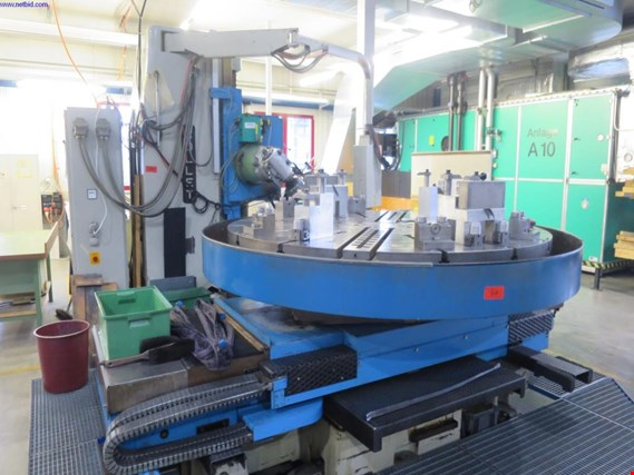 Used Collet BFfb 6.85 Table boring mill for Sale (Auction Premium) | NetBid Slovenija