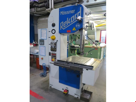 Mössner Rekord SSF 520 Roller band saw (Auction Premium) | NetBid España