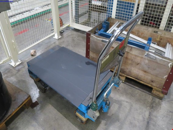 Used Brutsch Scissor lift truck for Sale (Auction Premium) | NetBid Slovenija
