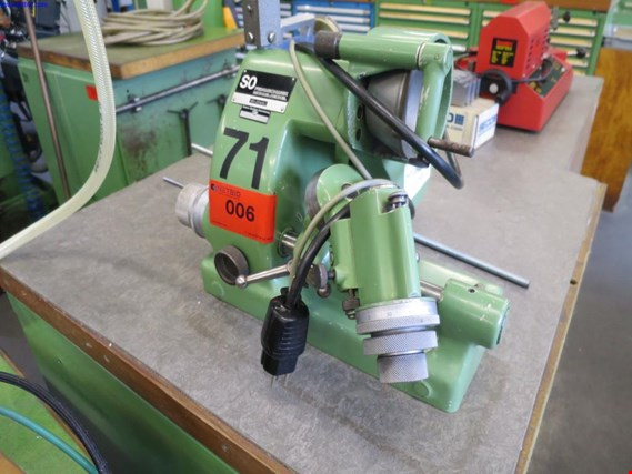 Used Deckel SU Tool Grinding Machine for Sale (Auction Premium) | NetBid Industrial Auctions