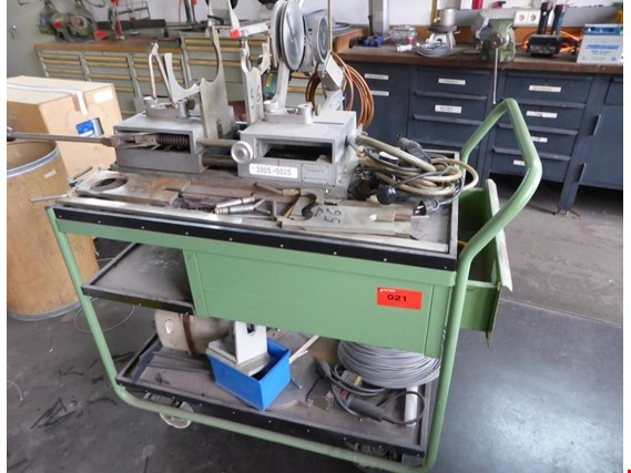 Used plastic pipe welding machine for Sale (Auction Premium)