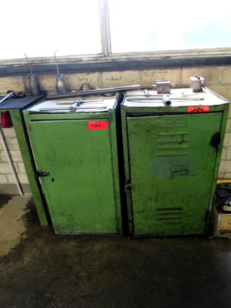 Superieur Used 2 Tool Cabinets For Sale (Online Auction)