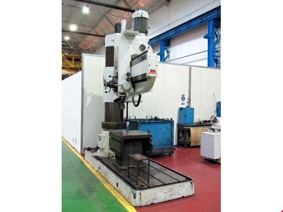 Used Sass TMS 1900 radial drilling machine for Sale (Trading