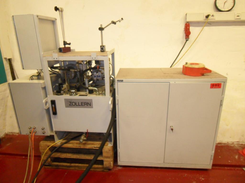 gear inspection machine
