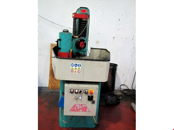 Used Delta LC 500 vertical rotary table grinding machine for Sale (Auction Premium)