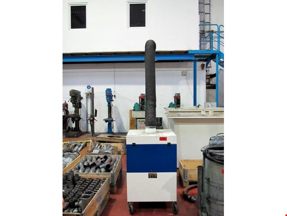 Used Kemper 64100108 welding fume extraction system for Sale