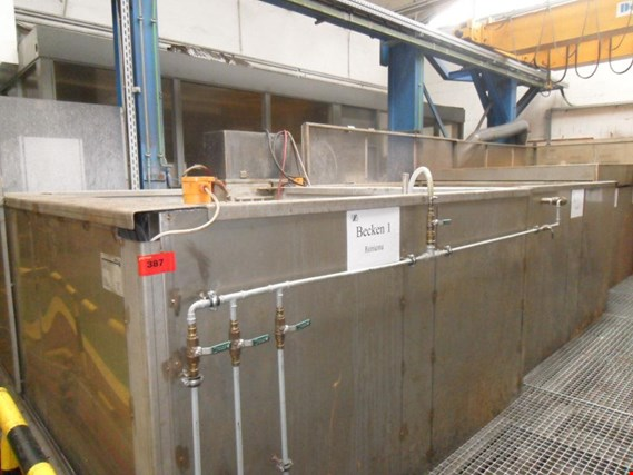 Used grinding burn testing plant for Sale (Trading Premium)