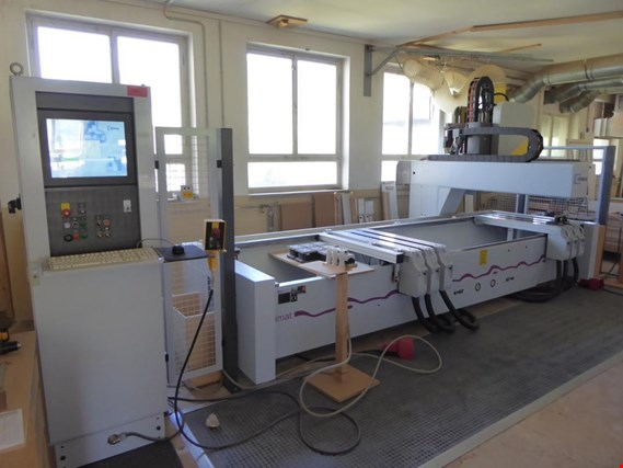 Online Insolvency Sale Used Woodworking Machinery