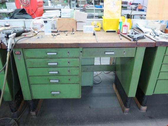 hawi werkbank gebraucht kaufen auction premium. Black Bedroom Furniture Sets. Home Design Ideas