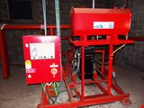 KSB Fire extinguiser Jockey Pump
