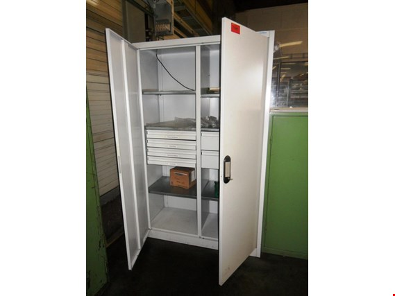 Used Bedrunka Hirth Steel Cabinet For Sale Online Auction