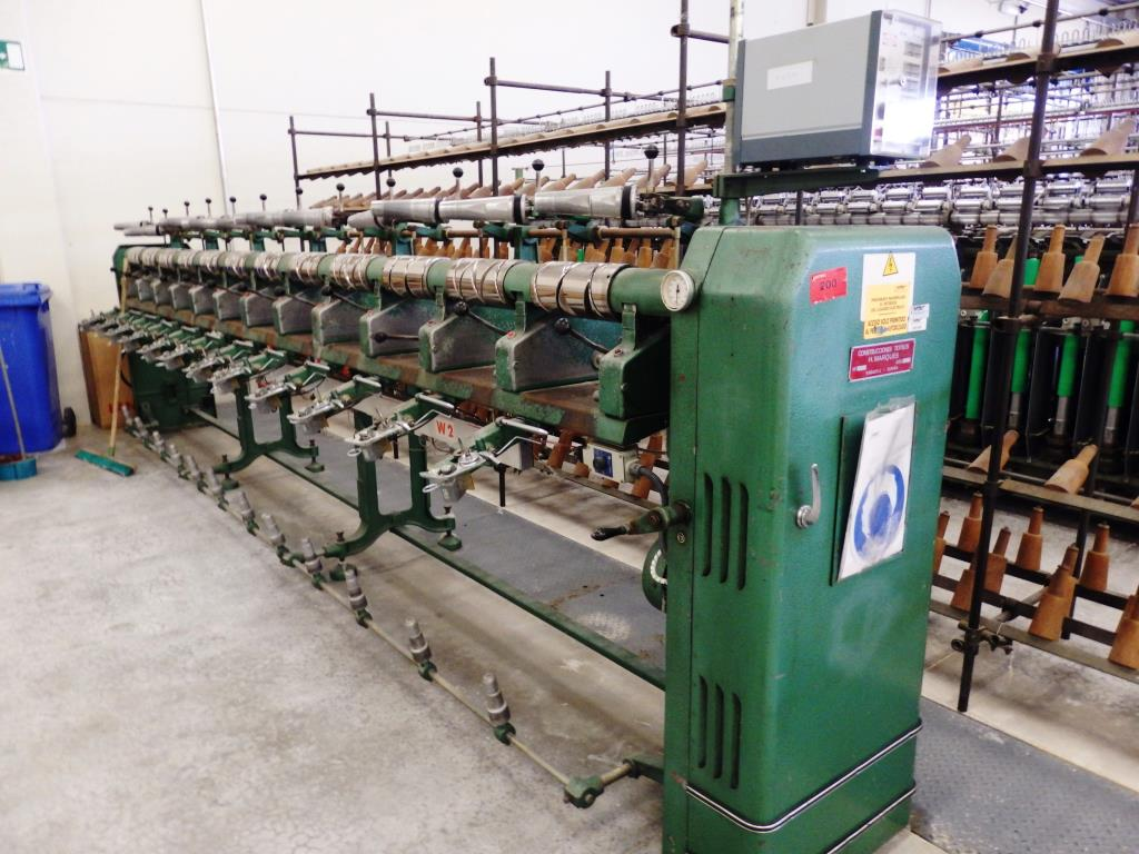 coning machine, 12 position