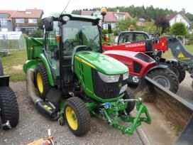 "<font color=""#008A93"" size=""2""><strong>Online-Insolvency Auction</strong></font><br>compact tractor including attachments"