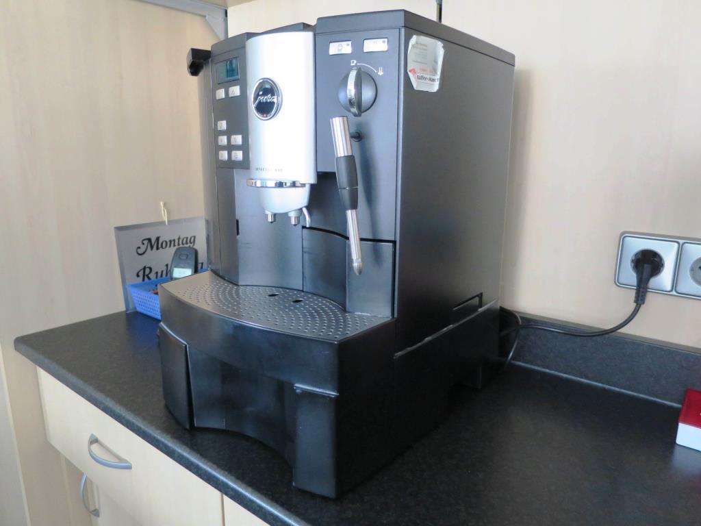 Jura Impressa X90 Kaffeevollautomat gebraucht kaufen
