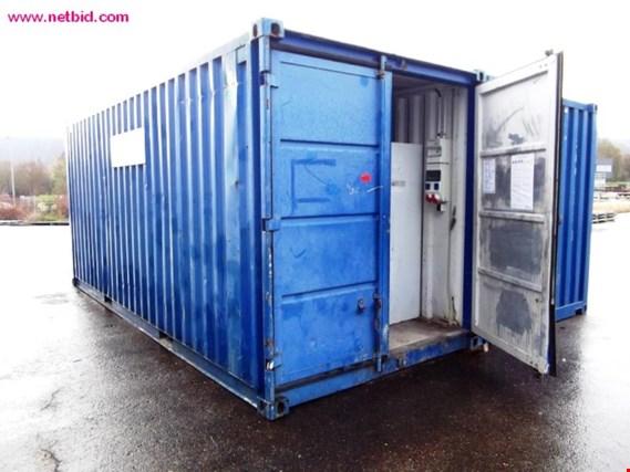 20 seecontainer gebraucht kaufen auction premium. Black Bedroom Furniture Sets. Home Design Ideas